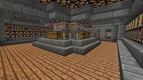 minecraft brewing room underground survival base minecraft project