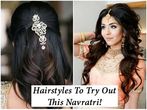Try Out Hairstyles by Hairstyles To Try Out This Navratri Boldsky