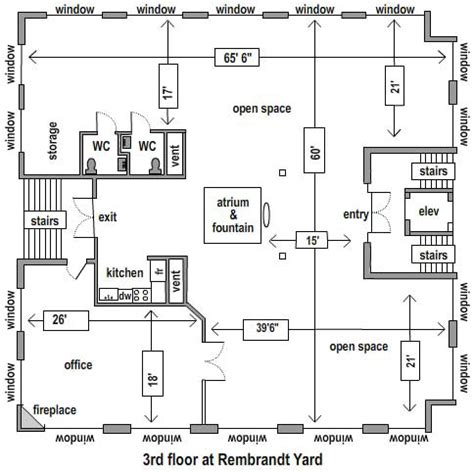 floor plans with photos rembrandt yard floor plans rembrandt yard gallery