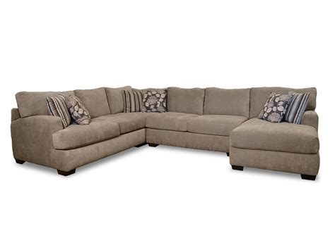 Corinthian Living Room Josephine 4 Piece Sectional G62210