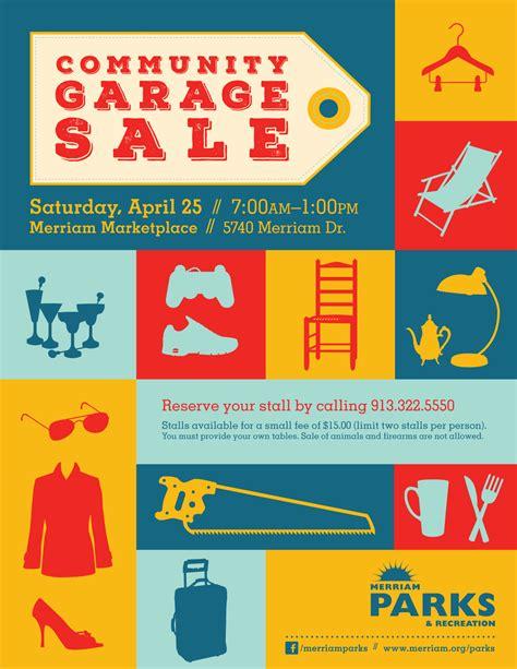 Kansas City Garage Sales by Community Garage Sale Merriam Kansas