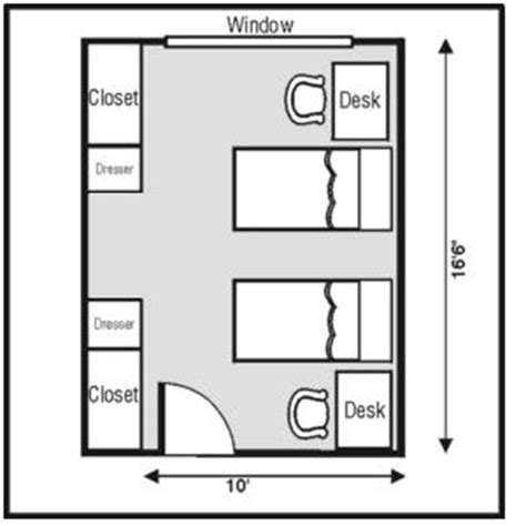 layout your dorm room my general dorm room layout college pinterest