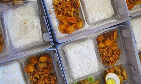 Kemasan Nasi Kotak Pesan Nasi Kotak Di Bali Mulai Dengan Harga Rp 15 000