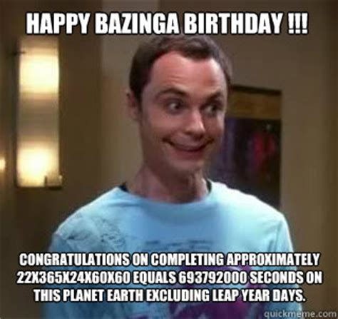 Big Bang Theory Birthday Meme - pin sheldon cooper happy birthday meme on pinterest