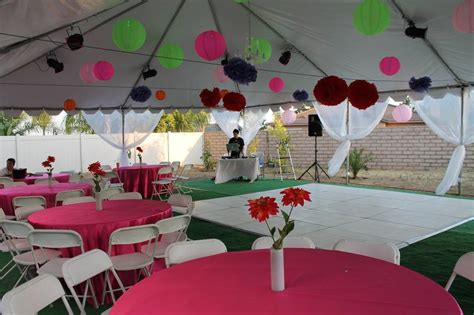 rent a backyard for a party party rentals event rentals wedding rentals riverside