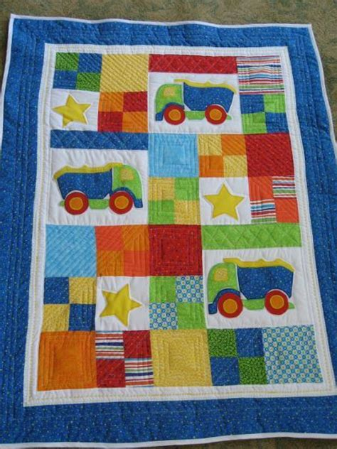 Quilt For Boy by You To See Boy S Quilt On Craftsy