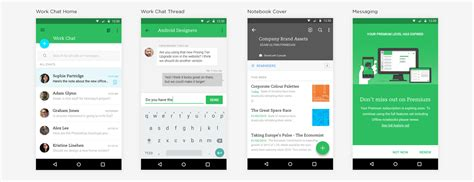 evernote for android evernote for android gets a material design update