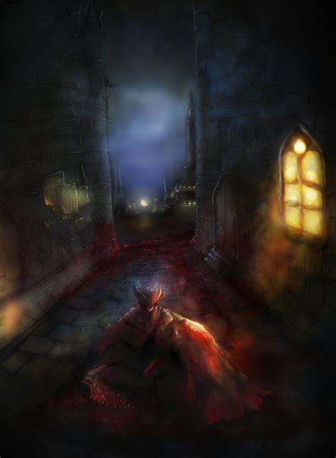 fan art bloodborne wiki