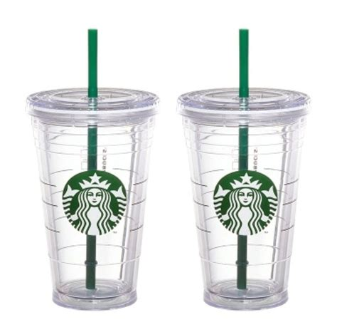 Lola Straw Cup Black 2 2x starbucks reusable cold cup grande coffee clear siren logo tumbler 2 straw 16 ebay