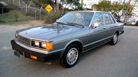 nissan datsun 1982 1982 datsun maxima nissan 6 cyl 240z 1 owner 81k orig