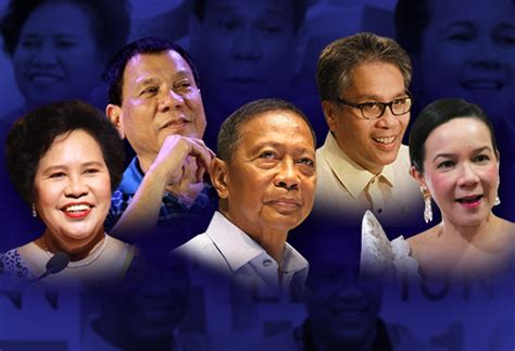 philippines senatorial candidates philippine presidential 2016 halalan live results tally