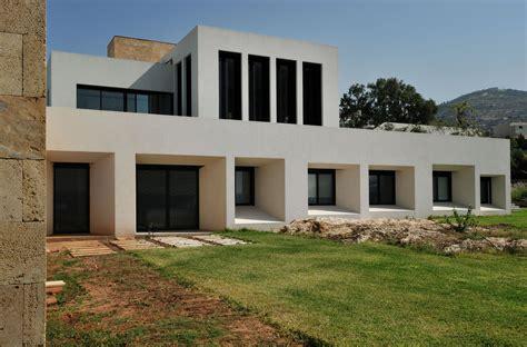 concrete walls striking oceanfront house in jbeil lebanon gallery of fidar beach house raed abillama architects 4