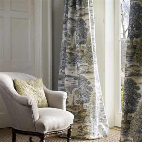 Sanderson Interiors Harrogate by Lewis Wood Fabrics Upholstery Beautiful Designer Fabrics