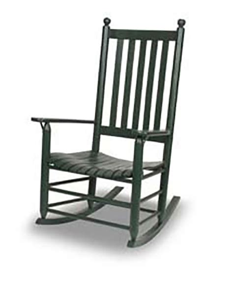 Troutman Chairs by Troutman 930 Plantation Shaker Rocker