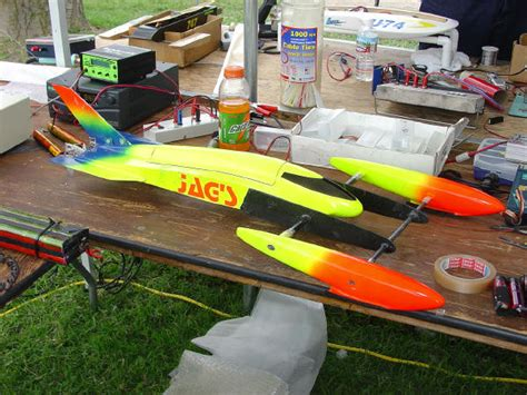 fastest rc jet boat in the world extending wires to brushless motor rc groups