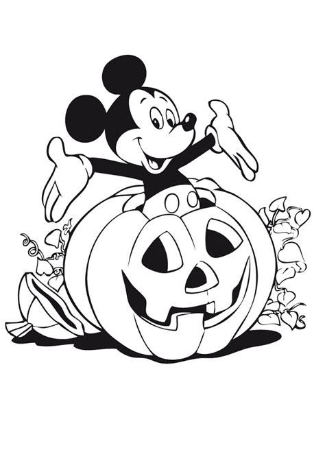 imagenes halloween dibujos dibujos de mickey minnie pato donald dibujos para