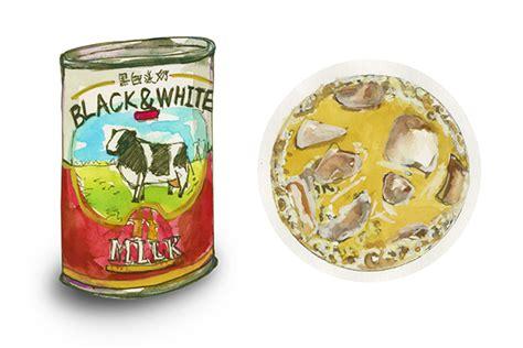 milk design hong kong hong kong milk tea on behance