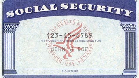 social security card template doliquid