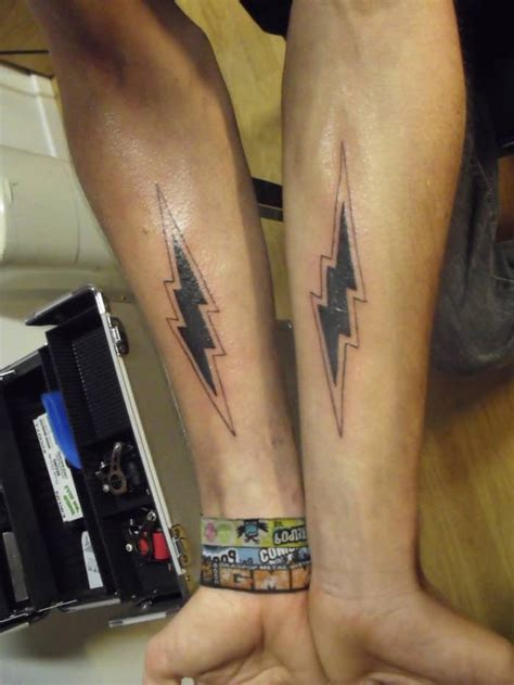 lightning tattoo a collection of amazing lightning tattoos designs sheideas