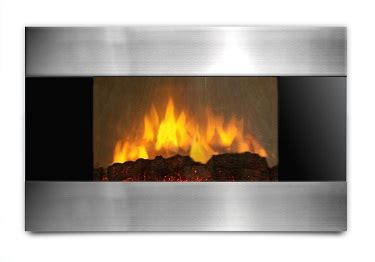 electric wall mounted fireplaces clearance electric fireplace wall mount stainless steel black 36