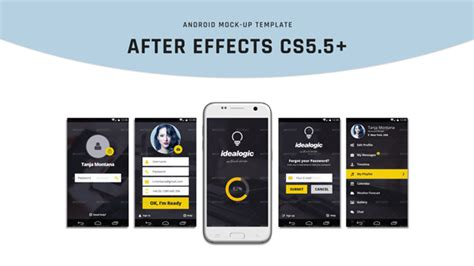 videohive android mock up free download free after