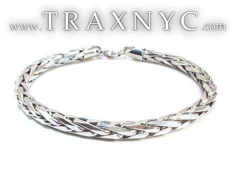 mens silver bracelet 21825 mens silver 925 silver