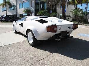 Used Cars For Sale In Colorado 5000 1988 Lamborghini Countach 5000 Qv For Sale