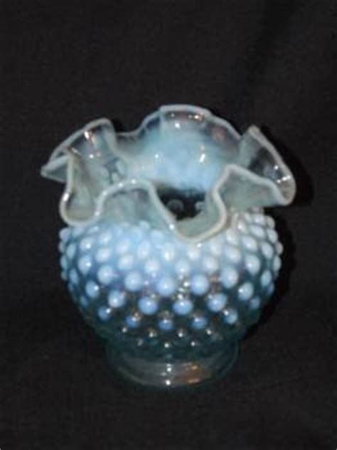 vintage white hobnail glass l 9 best images about northwood white opalescent glassware