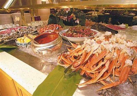 seafood buffet las vegas best buffets in las vegas