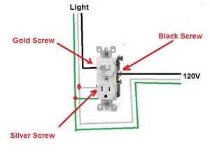 combination switch outlet wiring diagram quotes