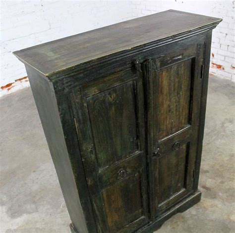 paint storage cabinets for sale rustic primitive cupboard storage cabinet with distressed