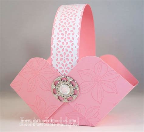 How To Make Paper Easter Baskets - 8 best ideas about easter paper baskets on
