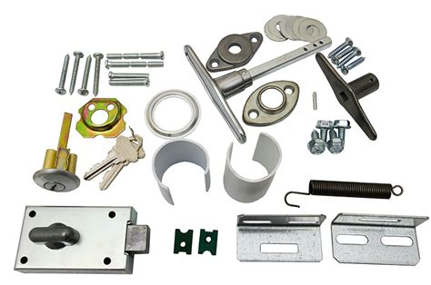 Door Parts Lock Sliding Patioor Parts Veranda Glass Clopay Garage Door Manual