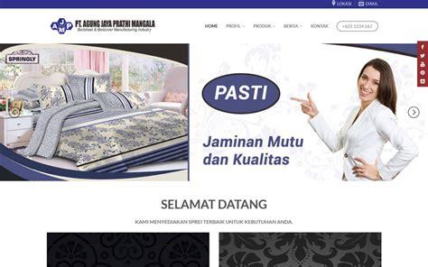 Sprei Endless Sprei Endless Solusi Website Bandung