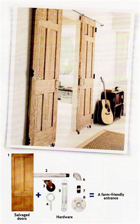 Diy Sliding Room Divider Woodworking Projects Plans Sliding Barn Door Diy