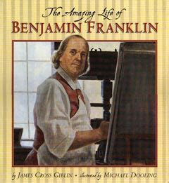 benjamin franklin education biography katie s book log