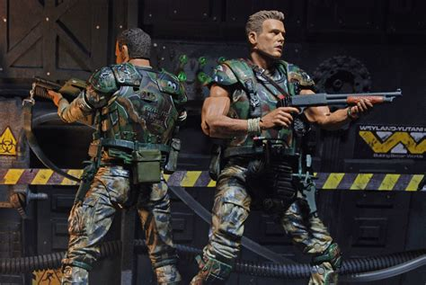 aliens 7 quot scale action figures colonial marines 30th