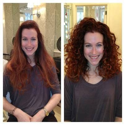 Hair Dryer Diffuser Before And After before after at miss s curl bar wavy hair