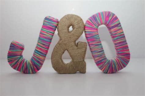 Paper Mache Ideas For Home Decor by 8 Quot Free Standing Personalized Paper Mache Letters With