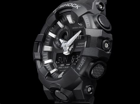 Casio G Shock Ga 700 1a Original g shock ga 700 the new symbol of toughness