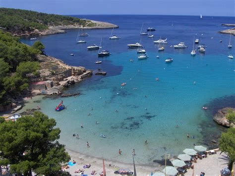 ibiza turisti per caso beautiful sea view portinatx viaggi vacanze e turismo