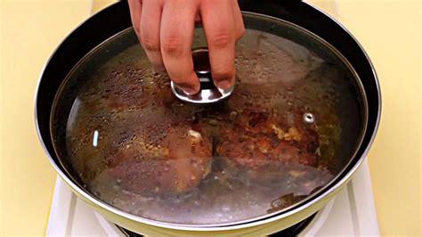 dapur umami steak daging giling
