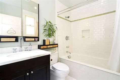Small Bathroom Tub Solutions Smart Storage Solutions For Small Bathrooms To Be Inspired