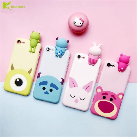 Lenovo K 5 Plus 55minnie 3d Softcase Silicon Disney K5plus buy wholesale cover doll from china cover doll wholesalers aliexpress