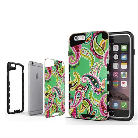 for iphone 6s hybrid slim shock proof bumper fashion cell phone cover cases ebay