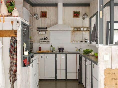 deco cuisine blanche et grise idee deco cuisine blanche et grise