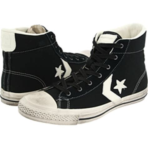 Converse Black Cover Brown converse by varvatos jv player mid black