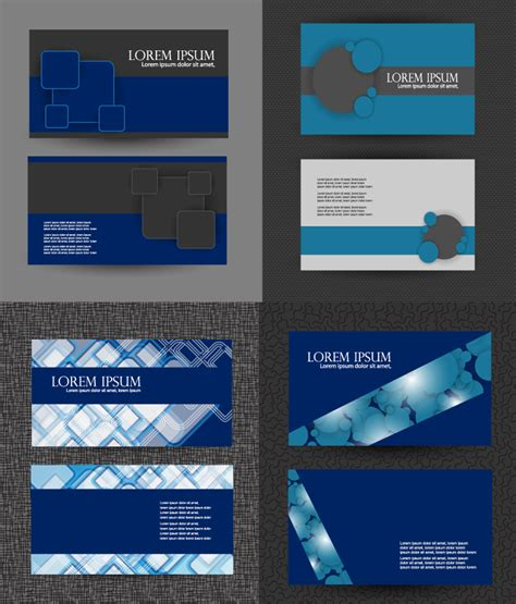 card free downloads business cards free vector graphic