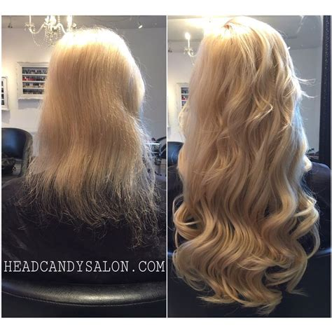 fusion hair extensions before and after meer dan 1000 idee 235 n over inzet haar extensions op