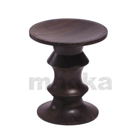 Solid Wood Stools by Solid Wood Stool Mooka Modern Furniture
